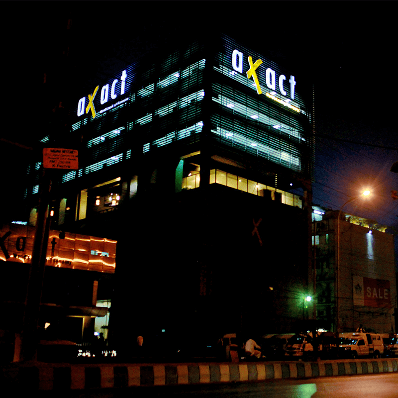 Axact-project